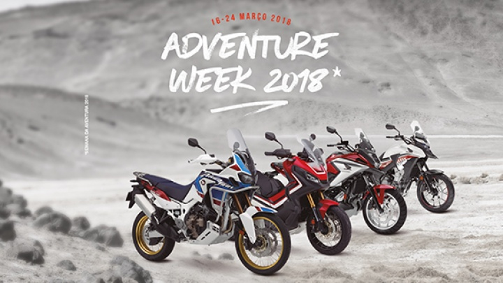 Honda - Semana Adventure Week