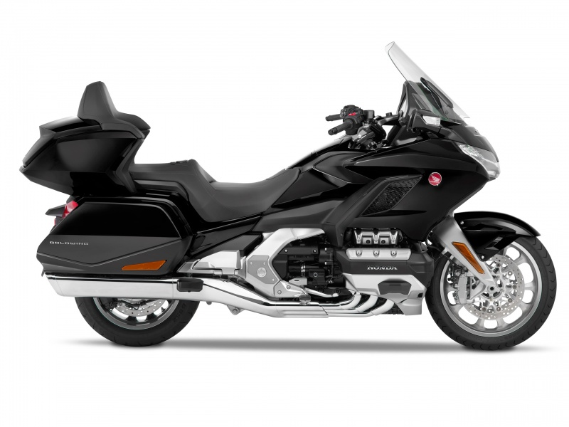 Gold Wing Tour com DCT e Airbag