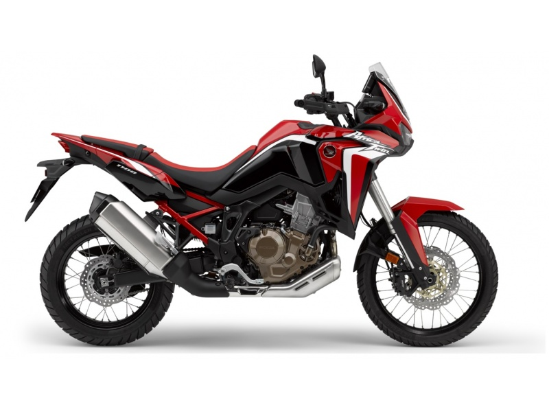 CRF 1100L Africa Twin DCT 2020