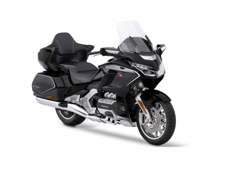 GL 1800 Gold Wing DCT Airbag com Top Case