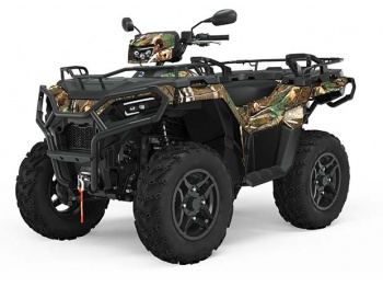 Sportsman 570 EPS HUNTER EDITION